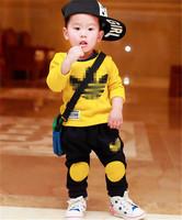 Retails!!2014 new boy suit (jacket + pants). Children's suit. Children's outfit. Children's clothes,boy set,children's clothing,