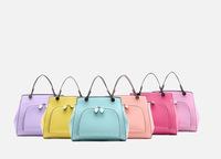 2014 Europe and America style vintage women handbag female bag Shoulder Messenger Bag factory outlet gz-klu064 free shipping