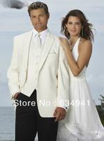 Men's 2014 wedding dress new arrivals designer fashion wedding groom suits men dress free shipping