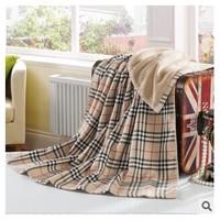 Free shipping, 80 * 150 cm, high-quality environmentally friendly pure cotton bath towel, plaid sports, beach towels