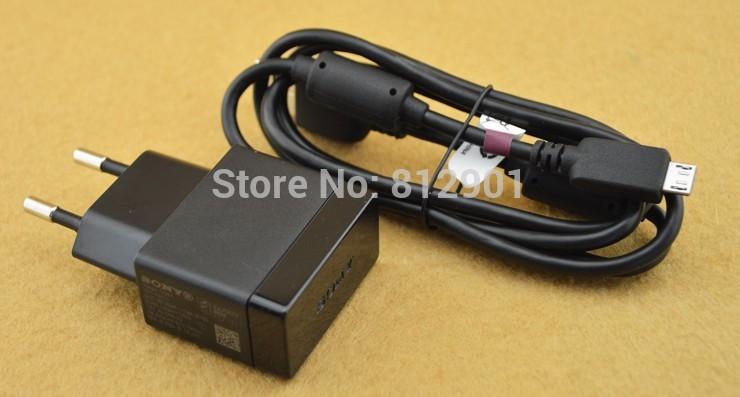 Para Sony EP880 USB carregador rápido eua Plug 1.5A USB carregador rápido adaptador para Sony Xperia xl39h Z1 LT26II L36H Z Z2(China (Mainland))