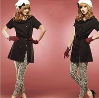 Free shipping  New Stylish High quality lady Sexy Leopard Leggings Accessories Girlfriend gift for women  #25002