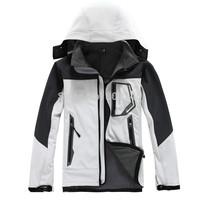Free Shipping Men Winter SoftShell Jacket Outdoor Waterproof Windproof Military Clothes Men Winter Coats