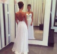 2014 New White/ivory Wedding dress bridal gown size 2 4 6 8 10 12 14 16 18 20 22