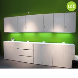 ikea white locker
