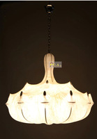 Airship Silk Modern Chandelier Light Fixture Used in Living Room Bedroom Hotel, Club , Guaranteed 100%+Free shipping!