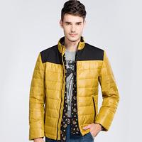 Autumn and winter designer brands new Slim Men over 50% white duck down jacket winter outdoor sports warm jacket for men