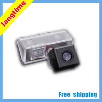 Free shipping--High resolution! CCD effect !special car rearview cameral for 2014 corolla ,water proof ,170 degree