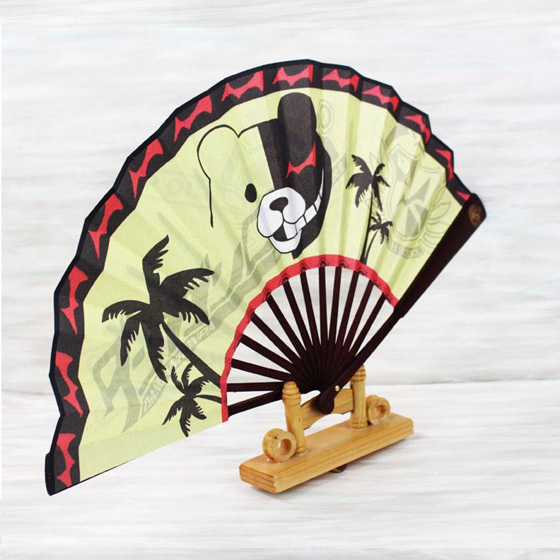 Authentic Chinese Hand Fan - Paper Model: Dangan Ronpa!(China (Mainland))