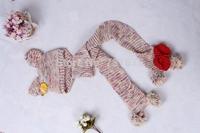 free shipping 2014 child winter cap pocket Knitting hat