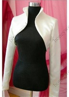 Pretty Satin Women's Jacket Match Your Fabulous Dress AL6711