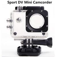 Original SJ4000 12MP Micro Sport Camera 1080P Full HD Action Camera Sports DV 30M Diving Waterproof Mini Camcorder Free Shipping