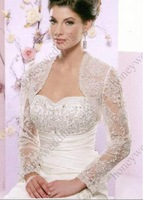 Pretty Women's Jacket Match Your Fabulous Dress Lace Evening Jacket Bridal Wrap AL6714