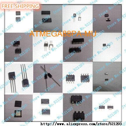 ATMEGA88PA-MU 8K 32-QFN ATMEGA88PA 88 ATMEGA88 88P ATMEGA8 88PA 3PCS/LOT FREE SHIPPING(China (Mainland))