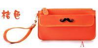 The new lady wallet. Han edition long beard hand bag