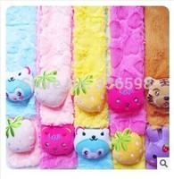 2pcs/lot  random-ship 2014 brand new Children animal Scarf baby child scarf winter scarf boys and girls Neckerchief