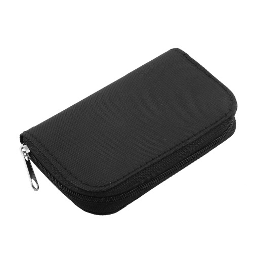 Memory Card Storage Case Protective Holder Pouch For CF SD MS DS 3DS Games Free shipping(China (Mainland))