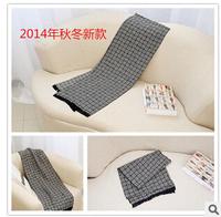 New Arrival  2014 Fashion cashmere winter men scarf Han edition new winter men scarf