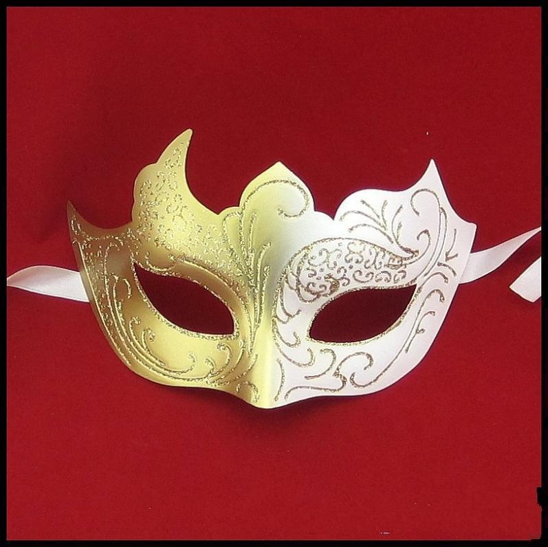 48pcs de venda / lote Máscaras projeto original Popular Venetian cores C002 Mix(China (Mainland))