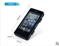 Free shipping ! Factory direct Bike5 for iphone5 phone waterproof shell protective shell bicycle stand