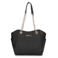 2014 free shipping brand name shoulder bags fashion designer woman handbag PU woman bags PU lady tote