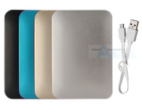 2014 New Free shipping  Power Bank 10000 mah Battery for mobile phones and Devices