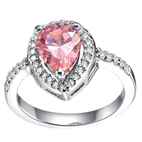 Best Quality Platinum Plated Luxury Austrian Crystals Rings,Fashion Rhinestone Rings,Wholesale Fashion Jewelry,GYJ450