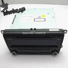 OEM Car Radio RCD310 RCD 310 EU Version 1K0 035 186 AN 1K0035186AN For VW Passat Golf Jetta RDS(China (Mainland))