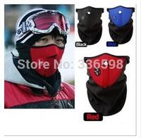Motorcycle Bicycle Scarf New Thermal Neck warmers Fleece Balaclavas CS Hat Headgear Winter Skiing Ear Windproof Warm Face Mask