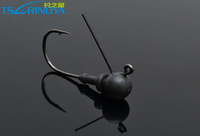 Lure accessories  3.5g Katz hook Beard guy tungsten steel  JIG Hook Soft bait  hook