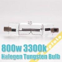 10 PCS 800w Halogen Tungsten Continuous Light Red Head Bulb PAV6-800A10