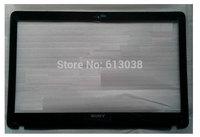 New for original Sony SVF14 SVE142A25T LCD front bezel black