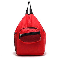 Women's Fashion Style Nylon Pro-environment Shopping Bag Backpack