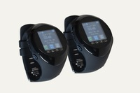 """smart watch phone 1.4"""" touch screen, bluetooth, new unlock watch mobile phone, Free shipping!"""
