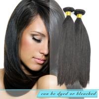 Rosa hair products Peruvian virgin hair straight 3pcs/lot Unprocessed 5A peruvian straight virgin hair human hair weave