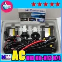 55W H4 hi/lo hid xenon kit 4300K -12000K H4 9004 9007 H13 xenon kit high low beam SQ1608