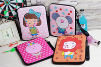 "for iPad mini Liner bag 7""/ 7.9"" Tablet PC Pad Protective Universal Liner Package Sleeves Forest Homestea Lion Monekey"