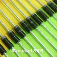 10 PCS 1N5351B DO-201 1N5351 5 WATT ZENER REGULATOR DIODES 3.3-200 VOLTS