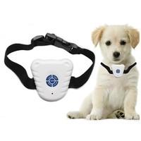 Ultrasonic Dog Anti Bark Stop Barking Healthy Safe Training Collar For Pets