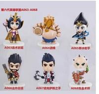 The anime wholesale Q LOL6 edition model generation 6 hero alliance of hand