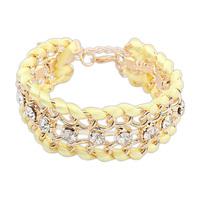 2014 Hot Sale Fashion Rhinestone Bracelet Personality Vintage Bracelet Alloy Luxury Bangle Retail&Wholesale Free Shipping