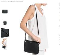 AC147 Modern Fashion classic solid PU women shoulber bag sling bag messenger bags cross body