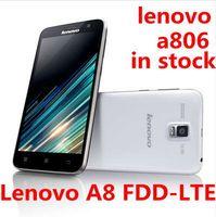 original lenovo a8 a806 FDD LTE phone golden warrior octa core android 4.4 , lenovo a8 4g FDD LTE , lenovo a8 wcdma , in stock