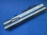 Original Brand New Laptop Black Battery2200mah 3cell For  MSI Wind U90 U100 U90X U100X Series U130 U135 U140 U200 U210