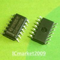 100 PCS CD40106BM SOP-14 CD40106  CMOS HEX SCHMITT TRIGGERS