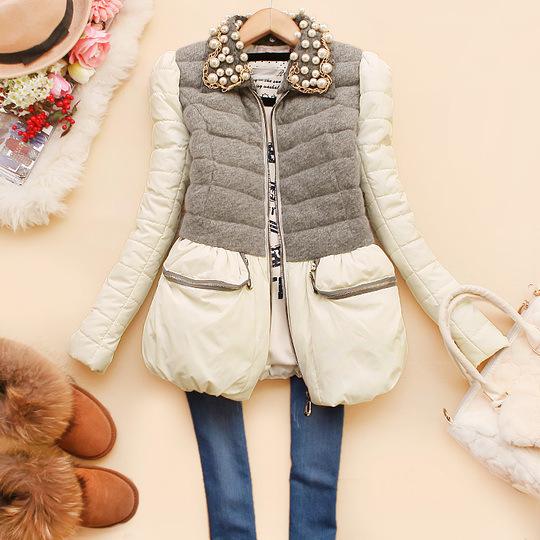 Женские пуховики, Куртки 2014 coat LY1520 women coat женские куртки