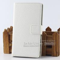 Top Grade Classic PU Leather Stand Design Flip Case For Samsung Galaxy S5 mini G800 Original Flip Card Holder Wallet