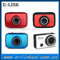 Mini Sports DVR Helmet Waterproof HD Action Camera Full HD 720p Digital Video Outdoor 6 Colors Camcorder