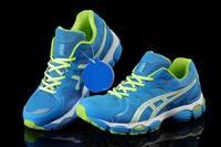 New 2014 shoes for multicolor women modle GEL14 athletic shoes for women 's Sport Shoes Running Shoes in EU size 35-40
