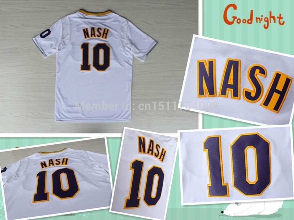 2013-14 Nash Christmas, Christmas Los Angeles 10 Nash jersey, basketball jersey hallmarks(China (Mainland))